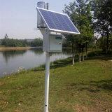 在线水位监测预 系统 液位温度站 雷达水位监测系统