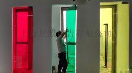 上海办公室玻璃贴膜 上海办公装饰玻璃贴膜公司
