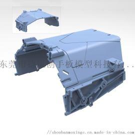 3D打印个性化定制手板模型 电镀上色快速成型