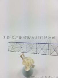 三亚厂家直销PC采光板 PC宣传栏 高速公路隔音屏障阳光板 品质优良