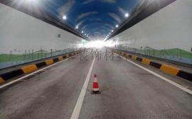 城市交通隧道侧墙防火板搪瓷钢板幕墙