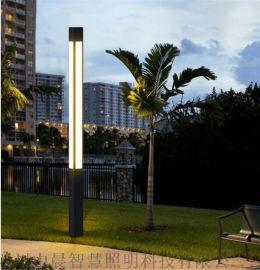 中晨欧式景观灯led户外庭院灯3米到4灯