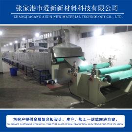 厂家直销铝卷清洗生产线
