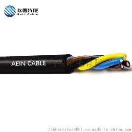 高柔性移动安装拖链电缆