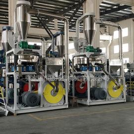 pvc塑料管材磨粉机