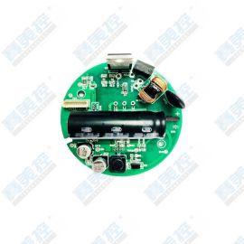 深圳负离子**速电吹风筒智能恒温电机马达变频控制板