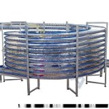 厂家直销螺旋速冻机304不锈钢 螺旋冷却输送线 饼干冷却线螺旋塔