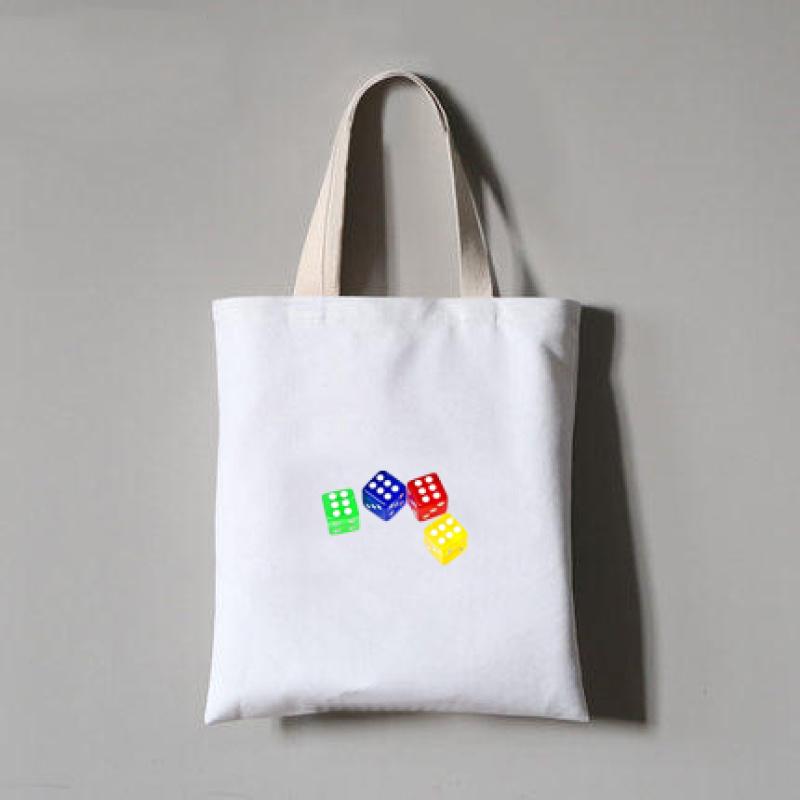 2020馈赠礼品推广礼品帆布袋购物袋定制
