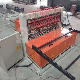 陕西豫龙牌钢筋网片焊网机源头厂家