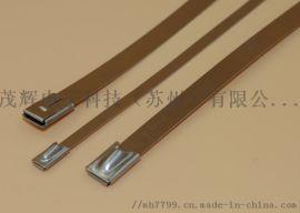 钢制束线带
