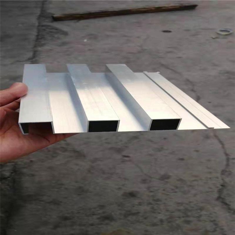 鋁合金長城板裝飾  優勢 仿古鋁材凹凸長城板圖解