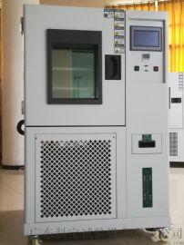 80L烤漆恒温恒湿箱 可程式恒温恒湿试验箱