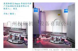 V型圆弧导轨在玻璃加工机械回转台的应用一Hepco