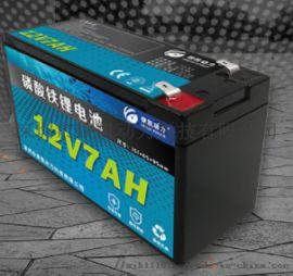 12V7Ah磷酸铁 电池铅酸替代 电池组