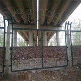 框架护栏网 防护网 防护网 隔离栅栏 铁路防护栅栏