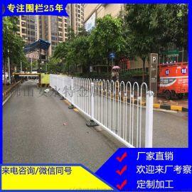 海南厂家直销道路护栏 市政隔离围栏 交通人行道栏杆