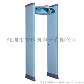 吉林体温检测系统 公共安全雾化灭菌体温检测系统