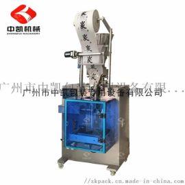 自动包装50g-100g活性炭颗粒全自动包装