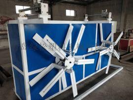 塑料管材收卷机