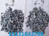 山西灰色石米   永顺灰色碎石厂家