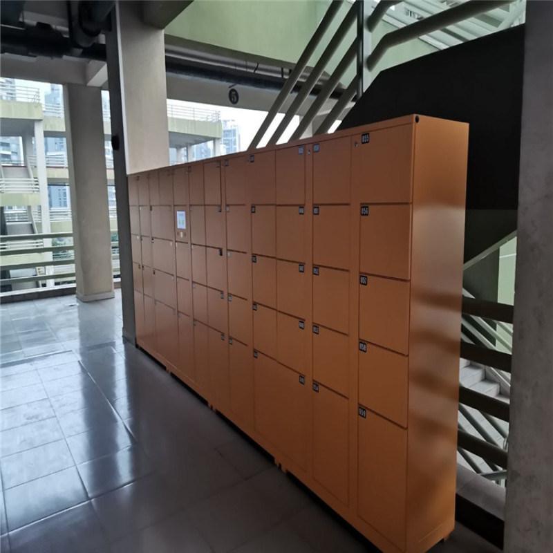 指纹学校智能书包柜定制指静脉智能寄存柜智能储物柜