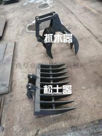 重型刮板机 履带式农用小型液压挖掘机 六九重工