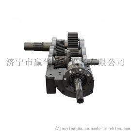低噪音皮带机减速机 SDJ150皮带机用齿轮减速机