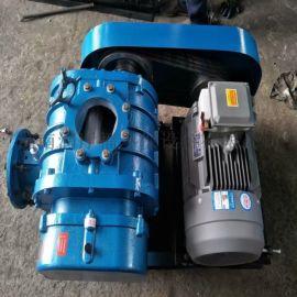 供应水产养增氧殖罗茨风机 污水处理高压爆气罗茨风机