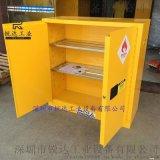 易燃液体防火安全柜 化学品防爆柜 危险品防火储存柜