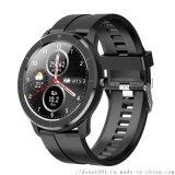 1.28全圆全触智能手表手环