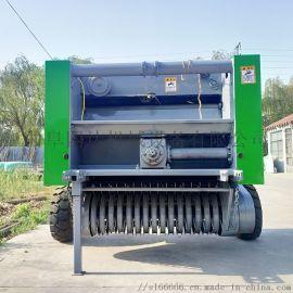 自走式秸秆捡拾打捆机 牵引式秸秆打捆机 打捆机厂家