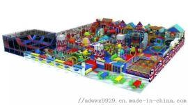 商場淘氣堡大小型游樂場滑梯兒童室內樂園設備海洋球蹦床玩具設施