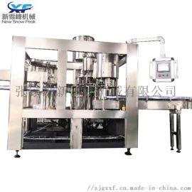 全自动灌装生产线 14-14-5瓶装水灌装机