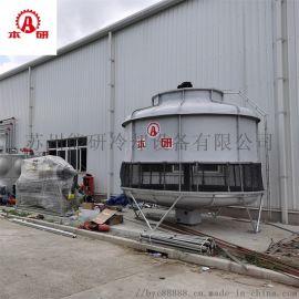 扬州密闭式冷却塔 全封闭一体式冷却塔 橡胶厂冷却塔系统 水质干净 节能 节水