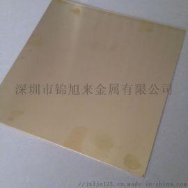 美标C90300锡青铜板 大小直径圆 无缝管