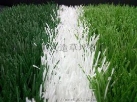 美创厂家直销 足球场专用人造草坪 仿真绿草