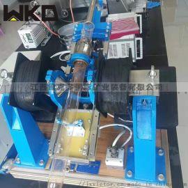 供应小型磁选管 实验室用磁选管 矿山选矿磁选设备