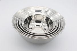圓形不鏽鋼防溢盤 加深湯盤 韓式菜盤 深圳不鏽鋼盤