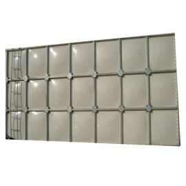 承压式水箱厂 玻璃钢成品消防水箱 霈凯水箱
