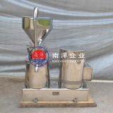 140型分体胶体磨果馅研磨粉碎机芝麻花生研磨设备