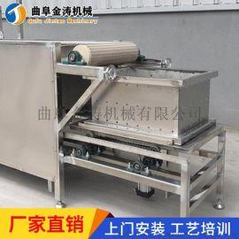 不锈钢豆腐皮机 全自动商用豆腐皮机 豆腐皮厂家报价