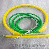 滁州生产穿线包塑不锈钢蛇皮管 Φ25规格现货供应