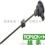 接線盒式PT100鉑熱電阻-6300A型
