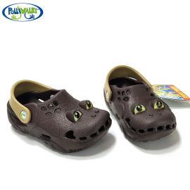 童鞋,儿童洞洞鞋,卡通凉拖鞋