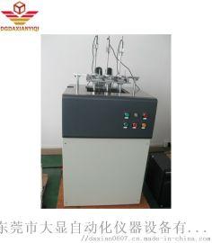 塑料热变形维卡软化点温度测定仪