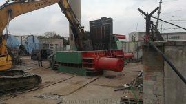 天津废金属打包机、废铁压块机、翻包打包机