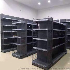 厦门商超超市多层架 便利店洞洞板置物架