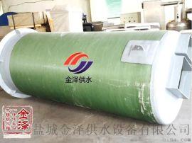 一体化污水泵站安装粉碎型格栅
