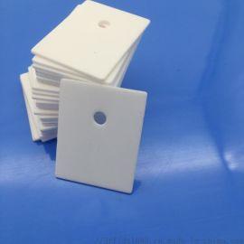 氧化铝陶瓷片/陶瓷基片/陶瓷基片定制