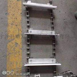 排屑机传动链板